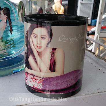 In ảnh lên cốc tại Hà Nội