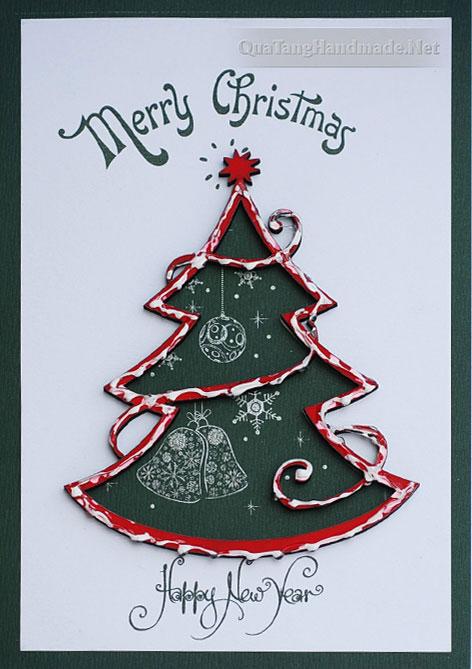 Thiệp Giáng Sinh - Noel