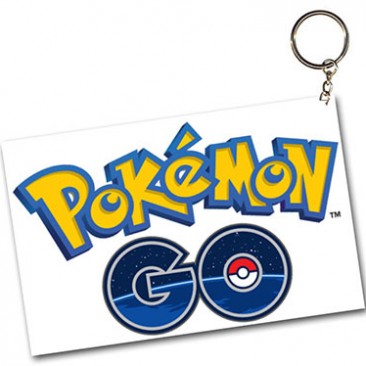 Móc khóa Pokémon Go