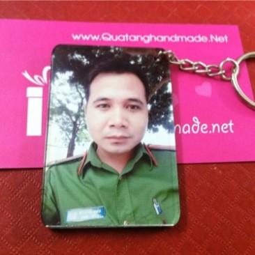 In móc khoá ở Thanh Xuân, Hà Nội