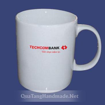 Cốc trắng in logo doanh nghiệp
