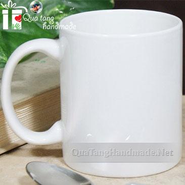 cốc trắng