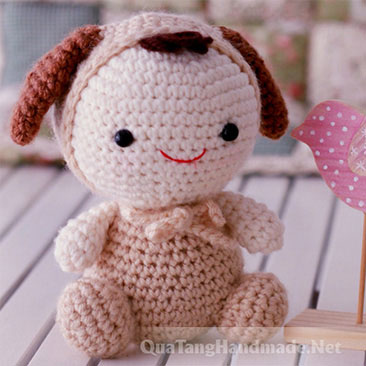 Thú amigurumi handmade