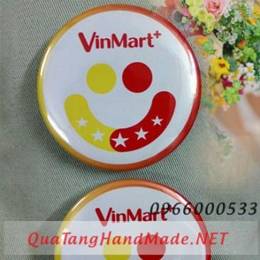 Làm huy hiệu cài áo tại Hà Nội