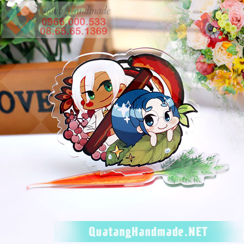 In Standee mica