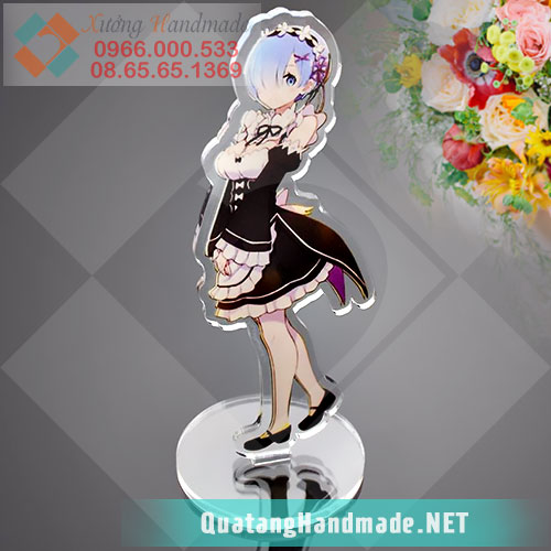 in standee anime